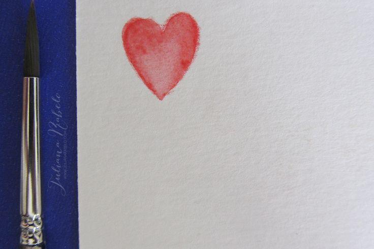 aprenda duas maneiras de utilizar os lápis de cor aquareláveis!