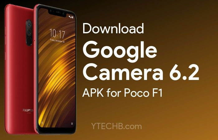 Download the Latest Google Camera 6 2 APK for the Pocophone