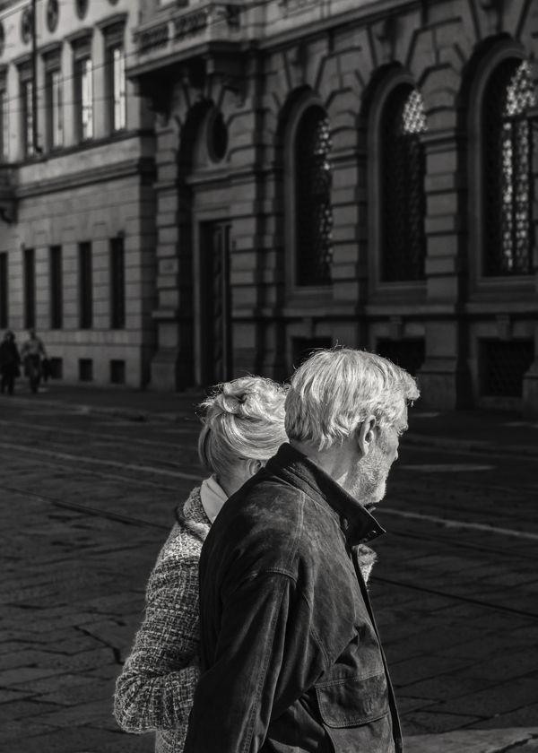Moments in Europe by Juan Cristobal Cobo, via Behance