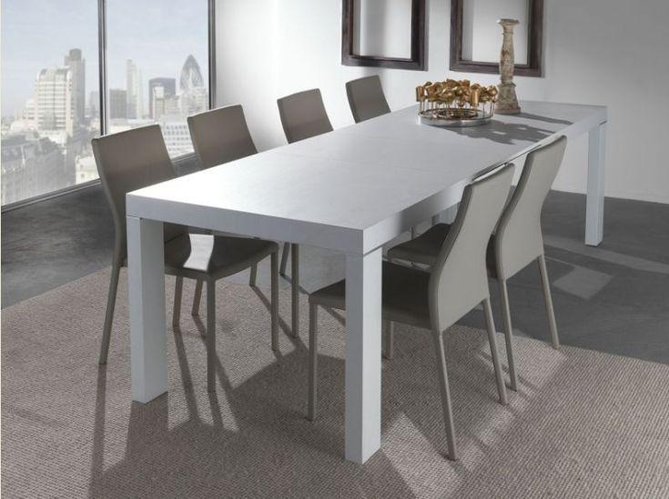 Tavolo wind 627 tavoli moderni allungabili tavoli un for Tavoli da cucina moderni