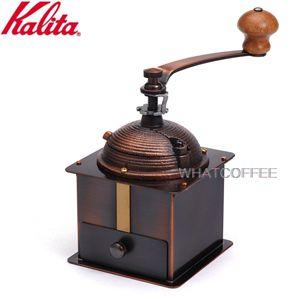 칼리타 K1 핸드밀 - Whatcoffee.co.kr - 칼리타,비알레띠,보덤,모카포트,드립용품,킨토 ::