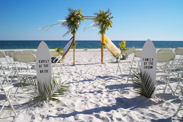www.edisee.com EDISEE La boda con Diana Feldhaus boda surfera tendencias de boda playa