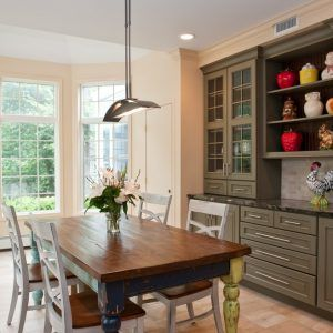 Image Result For Cabinets Dining Room Built In