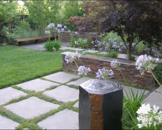 108 best images about gardening landscaping ideas on - Idee deco jardin exterieur ...