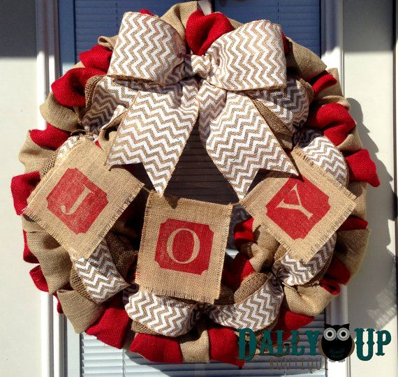 Hey, I found this really awesome Etsy listing at https://www.etsy.com/listing/190156748/burlap-wreath-christmas-wreath-natural