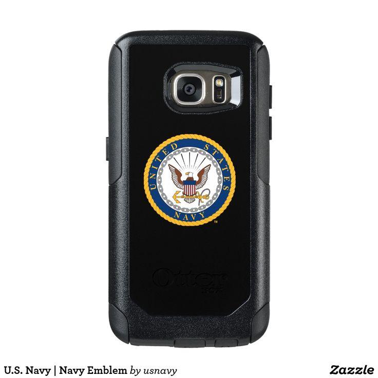 U.S. Navy | Navy Emblem OtterBox Samsung Galaxy S7 Case