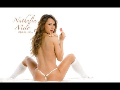 Nathalia Melo Fitnes Model Фитнес Модели Наталия Мело