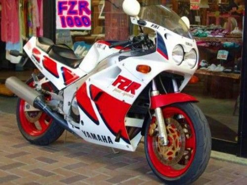 YAMAHA FZR1000 FACTORY REPAIR MANUAL 1987-1995 DOWNLOAD
