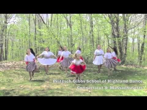 Everybody Dance Now- Scottish Highland Dancing - YouTube