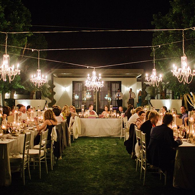 An Outdoor Wedding At The Viceroy Palm Springs