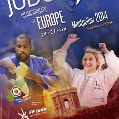 Championnat d'Europe de judo : Montpellier Agglomération vous offre 150 places !