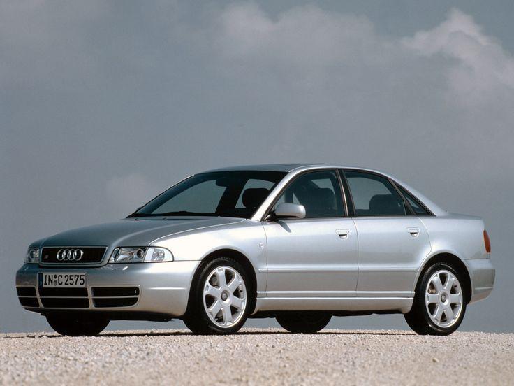 Audi S4 Sedan (B5,8D) '1997–2002