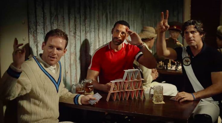 Diageo rum brand Captain Morgan has enlisted a range of real life captains – including former Manchester United skipper Rio Ferdinand – for a new integrated global ad campaign.