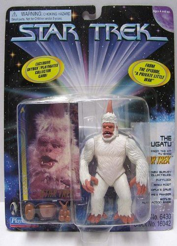 Star Trek Mugatu Action Figure @ niftywarehouse.com #NiftyWarehouse #StarTrek #Trekkie #Geek #Nerd #Products