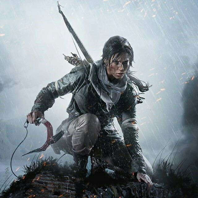 Wallpaper Lara Croft Shadow Of The Tomb Raider Concept: 25+ Best Ideas About Lara Croft On Pinterest