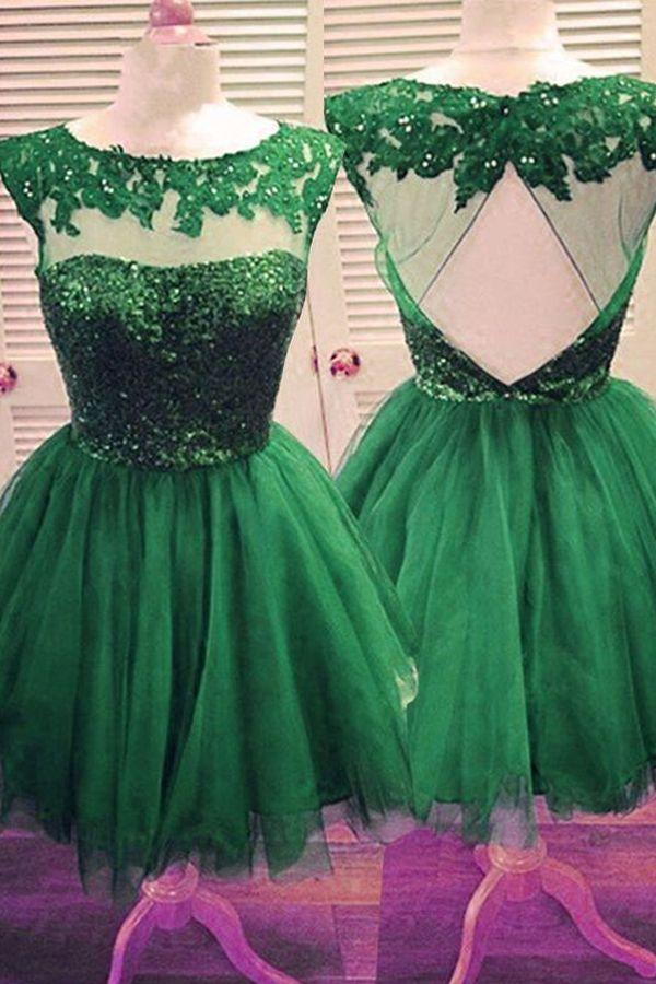 2016 homecoming dresses,homecoming dresses,green homecoming dresses,lace prom dresses,hunter prom dresses,cheap homecoming dresses,short prom dresses