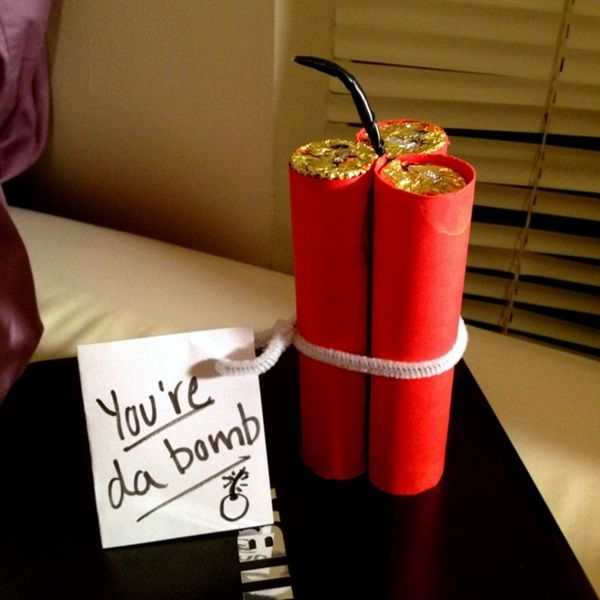 101 homemade valentines day ideas for him thatre really cute - Valentines Gifts For Him Pinterest