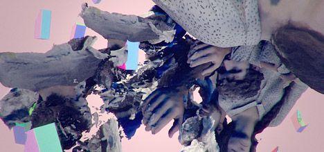 #креатив #дизайн #анимация #мультипликация #скульптура #design #animation #sculpture #video #anime  Сказать, что между #3D-моделированием и скульптурой нет ничего общего, - слукавить. Арт-директор Джоан Гаш (Joan Guasch) создала визуализацию для клипа Dolorean. Смотрите!