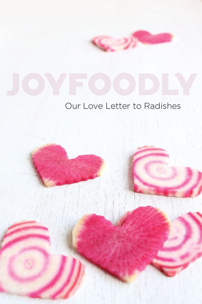 A Love Letter to Radishes