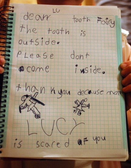 16 best tooth fairy letters images on pinterest tooth for Fairy letters