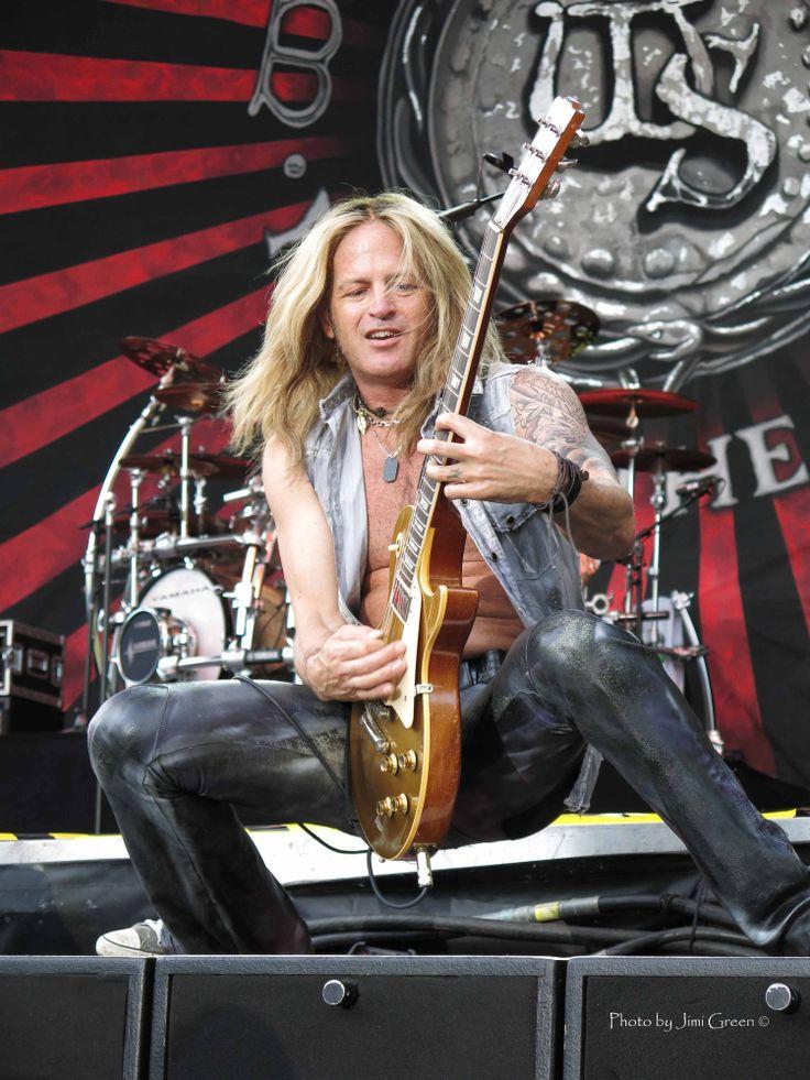 Doug from Whitesnake..
