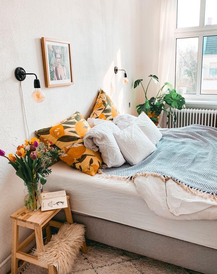 3 Dinge, die dein Schlafzimmer zum Hygge-Himmel machen
