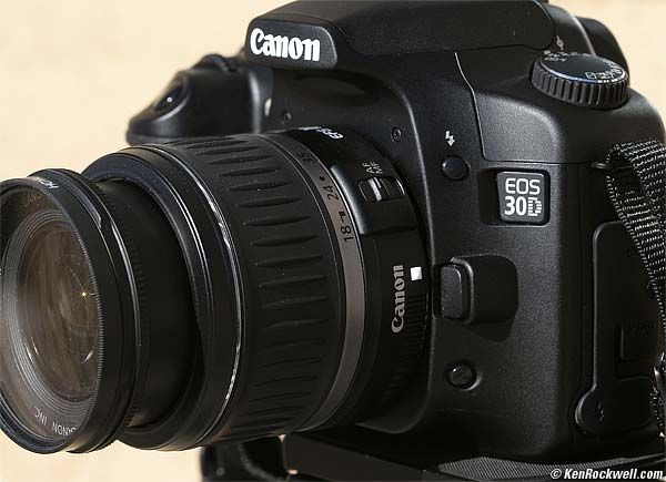 Canon 30D Controls.  Maybe I will learn to work with my camera more.