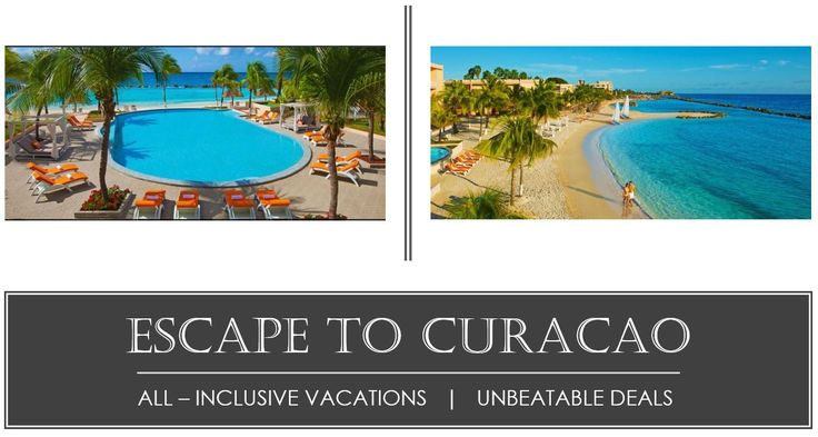 Escape to #Curacao - All-Inclusive #Vacation at unbeatable deals!  With the world's favorite vacation company!  Check it out here >> http://tidd.ly/7cb5048b