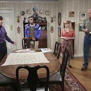 Still of Simon Helberg, Casey Sander, Melissa Rauch and Kunal Nayyar in The Big Bang Theory (2007)