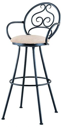 Stone County Ironworks Ranfurlie Bar Stool SC-902768 $461.00