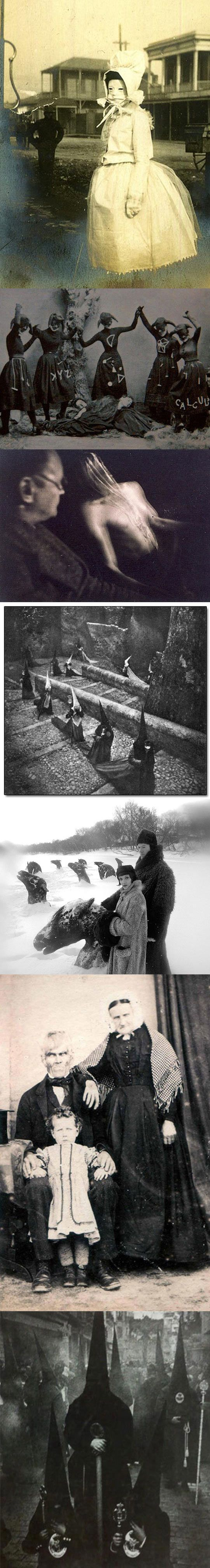 funny-creepy-old-pictures-black-white-costume