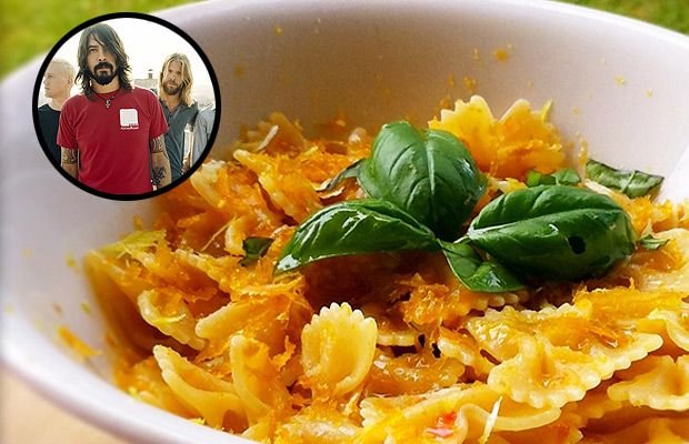 Farfalle Foo Figthers / Foo Fighters Bow-Tie Pasta