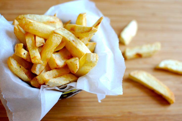 Stufa di purè e patate arrosto ho deciso di farle fritte, ma diciamo pure che la frittura, specie di patate, è sempre stato il mio tallone di Achille.