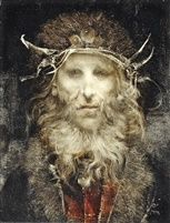 Jesus by Endre Szasz