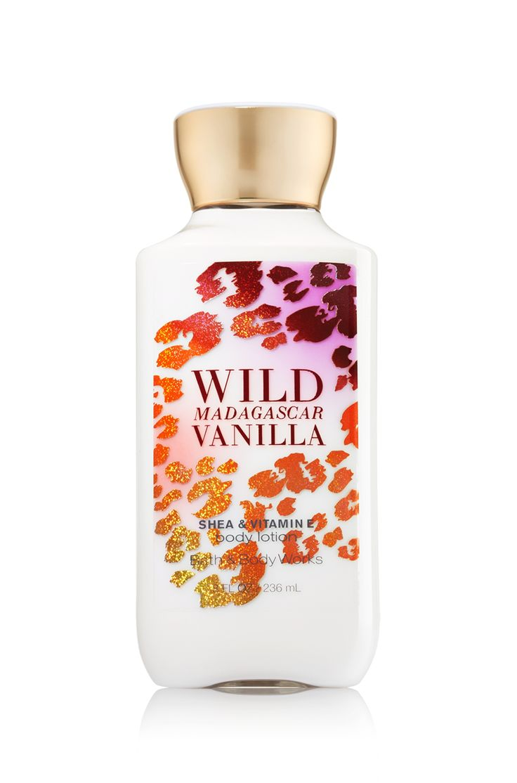 LOVE vanilla lotion... need to try this new one! Wild Madagascar Vanilla Body Lotion - Signature Collection - Bath & Body Works