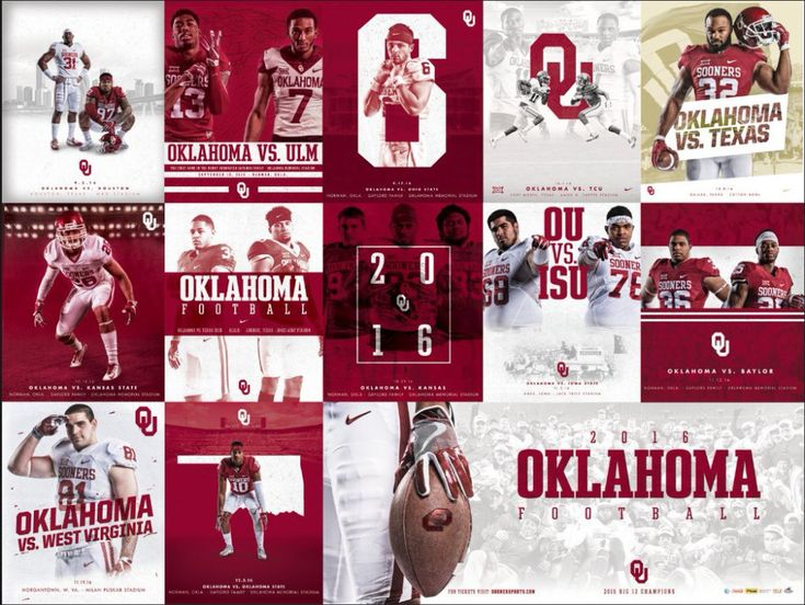 2016 College Football Schedule Poster Gallery | Poster Swag                                                                                                                                                     More