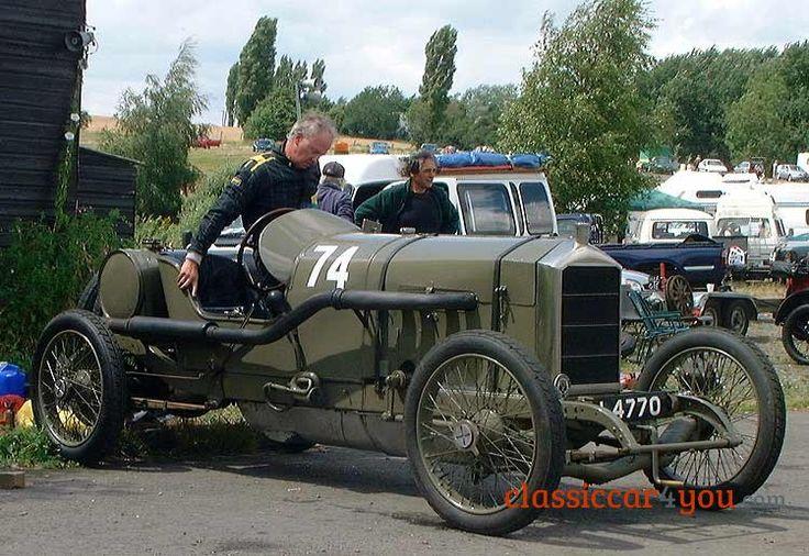 1914 Humber TT