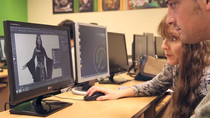 Carrera Corta de Produccion Multimedial - Image Campus