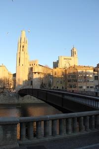 Girona, Spain instead of doing spanish, im pinning spain, same thing.