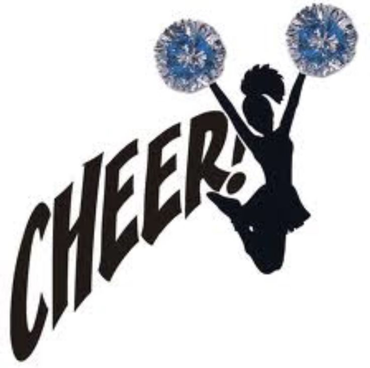 Image result for Cheerleading free clipart