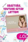 Segítség, Youtube-sztár lettem! · Marni Bates · Könyv