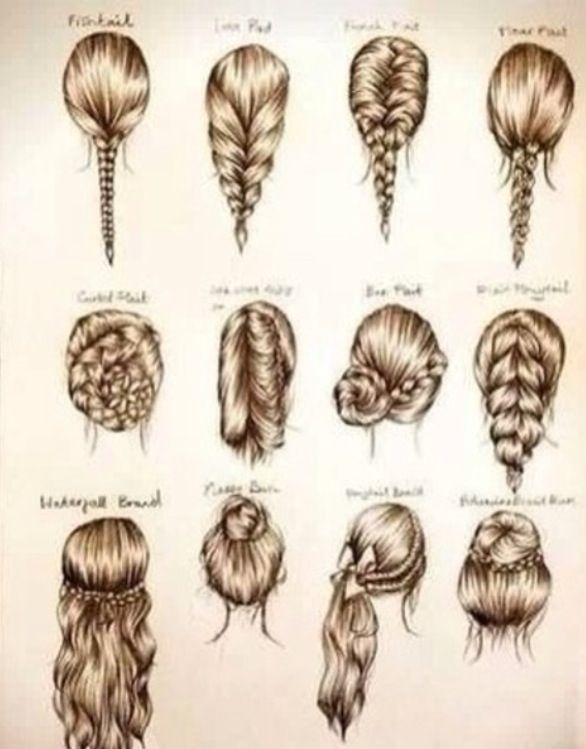 ~Hairstyles~