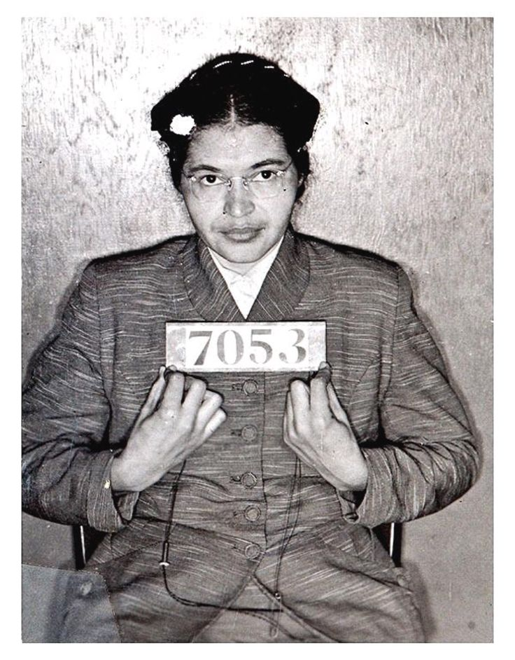 "Rosa Parks (B.1913) Rosa Louise McCauley Parks was an activist in the Civil Rights Movement, whom the United States Congress called ""the first lady of civil rights"" and ""the mother of the freedom movement."