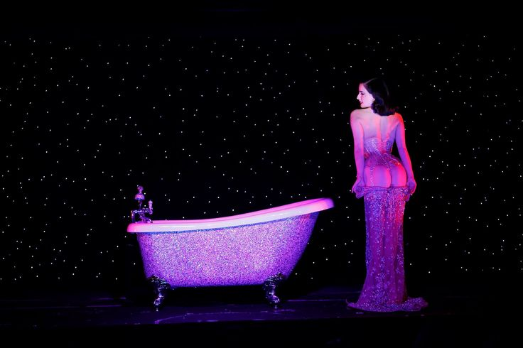 Catch a burlesque show at Le Crazy Horse Paris, where provocative numbers pay homage to the female form. Porcelain beauty Dita von Teese has been known to perform here as well.
