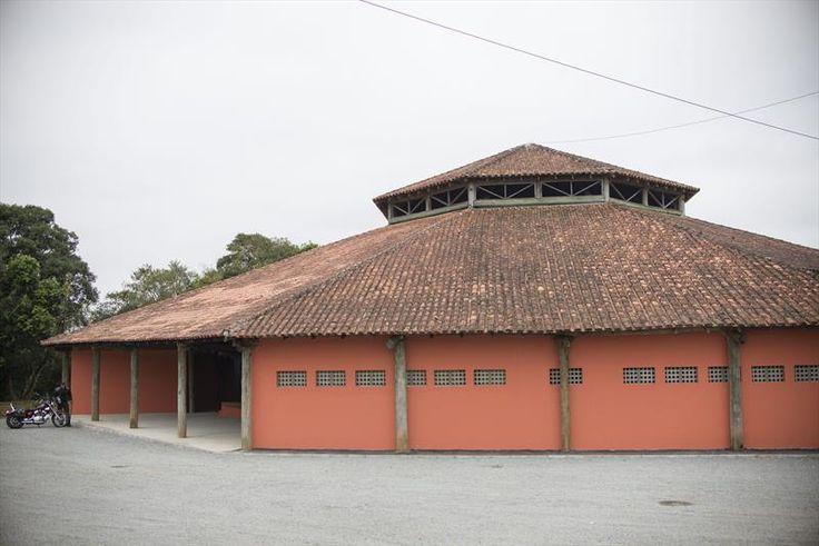 Parque dos Tropeiros. R. Raul Pompéia, s/n - Cidade Industrial, Curitiba - PR, 81020-430. Foto: Gabriel Rosa/SMCS. Fonte: Portal da Prefeitura de Curitiba.