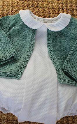 tutorial para hacer un Pelele de bebé