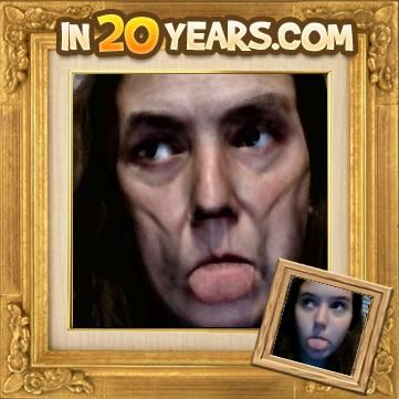 in20years - Meet the older you! Make your face old for FREE