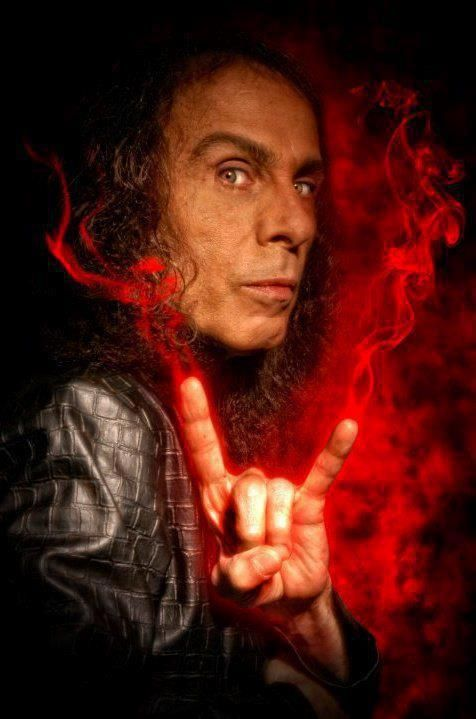 Ronnie James Dio - Miss the man. Thank God we have his music!