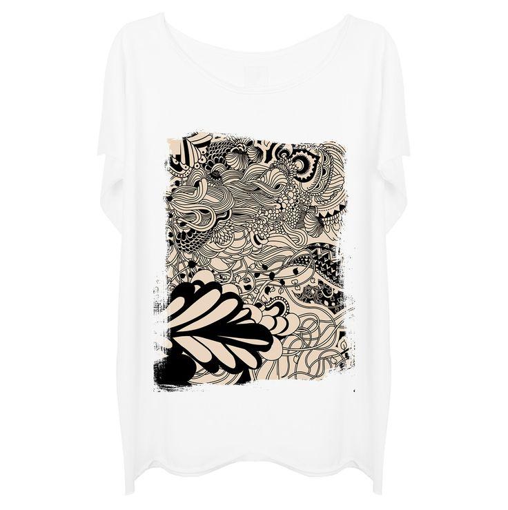 COLOURS OF MY LIFE | T-shirt.  Designer Limited Edition;  #WomenCottonT-shirt #LuxuryT-shirt  #DesignerT-shirtsUK