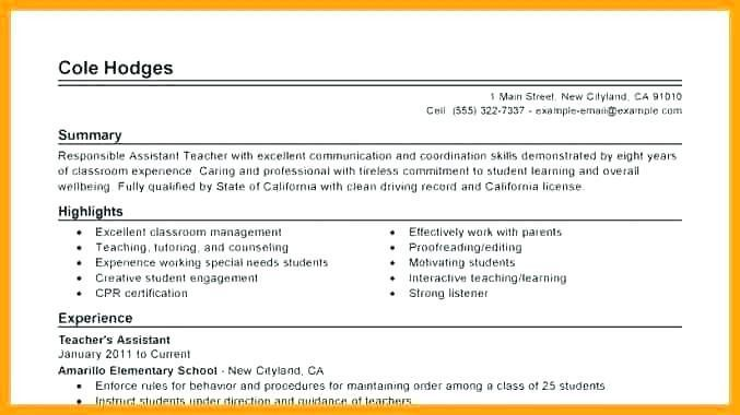 Resume Personal Statement Example Cool And Elegant On Cv For Retail 3 C Summary What To Write